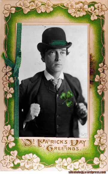Buster st. paddys day
