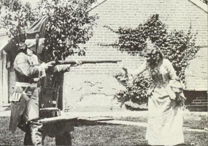 Mary Pickford hessian renegades