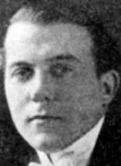 Edgar Kennedy young portrait