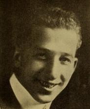 Hank Mann portrait young