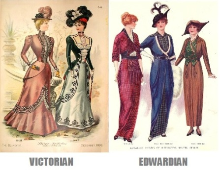 Victorian Edwardian fashion