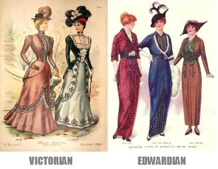 Victorian Edwardian fashion
