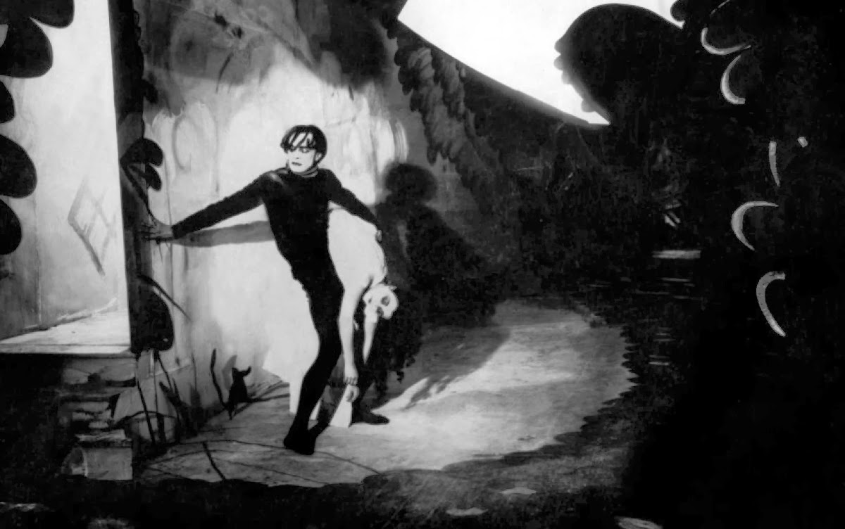16 cabinet dr caligari german expressionism the nightmare before analysis tv
