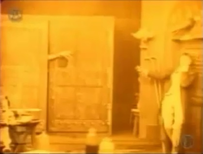 Frankenstein 1910 monster hand