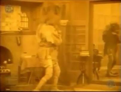Frankenstein 1910 monster mirror