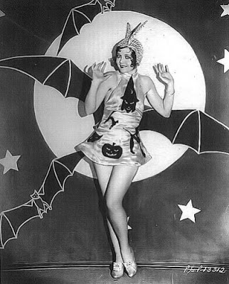 Nancy Carroll halloween '27