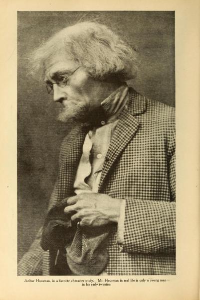 Arthur Housman portrait Mot Pic Mag dec. '14