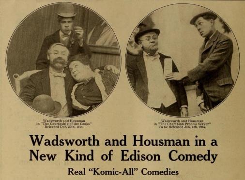 Arthur Housman wadsworth Motography Dec. '14