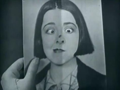 Colleen Moore funny face