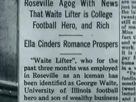 Ella Cinders roseville agog
