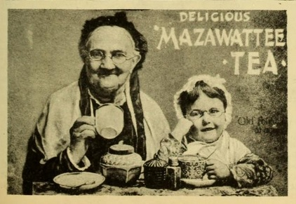 Mazawattee Tea pics and picgoer '25