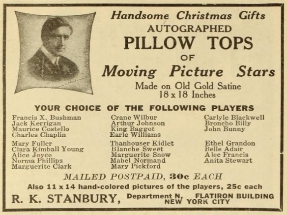 Pillow Tops mot pic mag '15