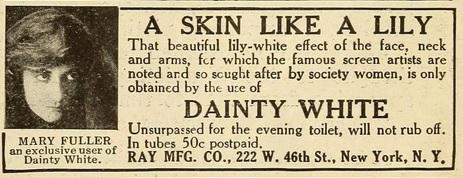 Skin Like a Lily mot pic mag '15