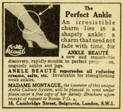 The Perfect Ankle pics and picgoer '25