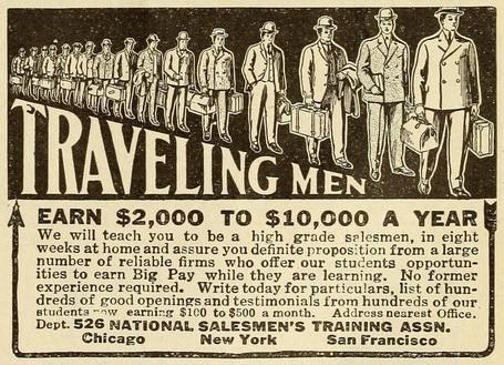 Traveling Men mot pic mag '15