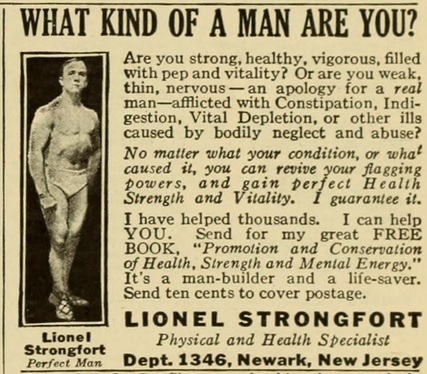 What Kind of a Man photoplay '24