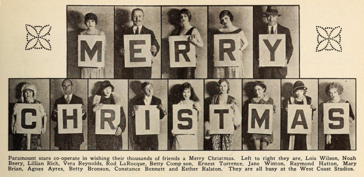 Merry Christmas signs stars Ex Trade Rev '24