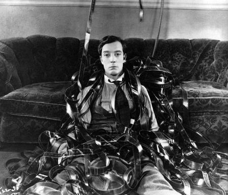Buster sherlock tangled film