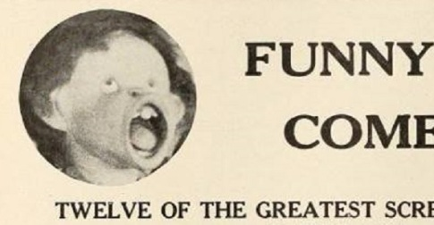 Funny Face comedies ad 2