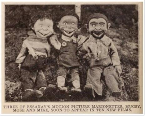 Funny Face marionettes gaaahhhh
