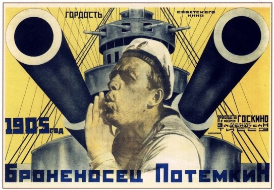 Soviet battleship potemkin