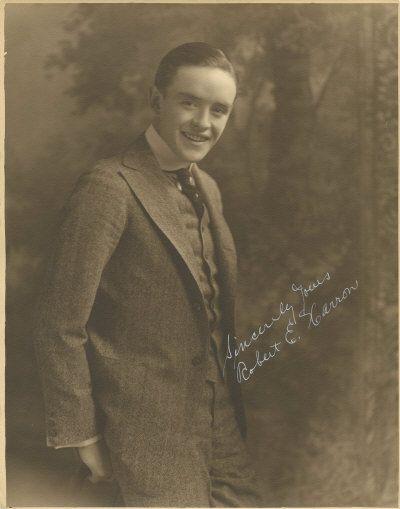Bobby Harron full smiling