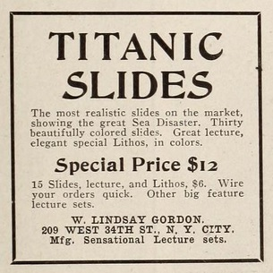 Titanic slides ad mov pic news '12