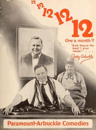 Arbuckle paramount arbuckle comedies