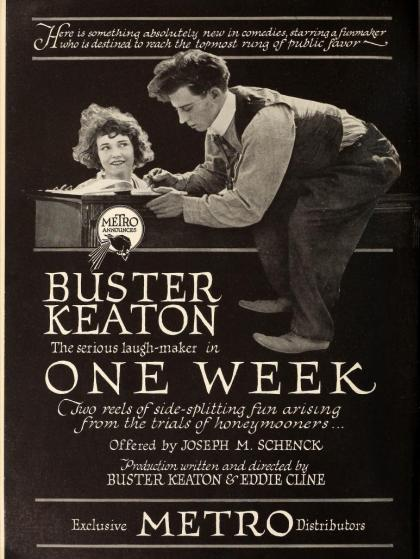 Buster Sybil ad 2 one week