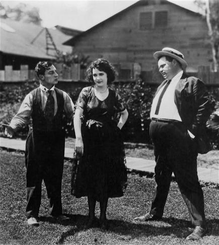 Buster Sybil Arbuckle