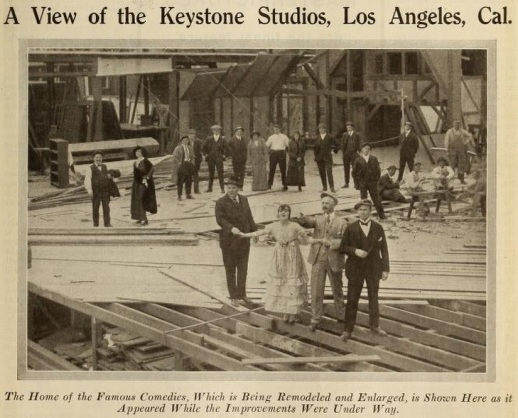 Keystone studio being remodelled reel life march 20 '15