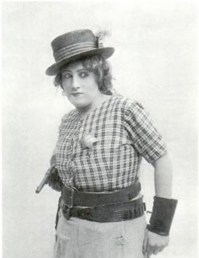 Polly Moran sheriff nell