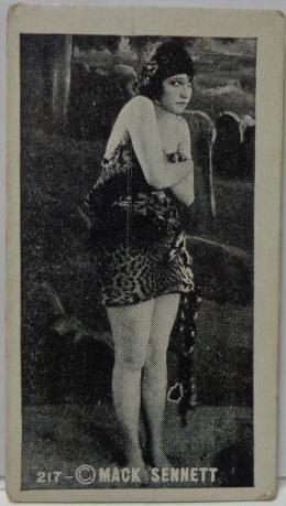 Sybil cigarette card 2