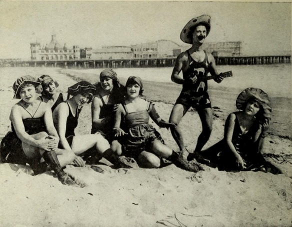 Bathing Beauties ben turpin too