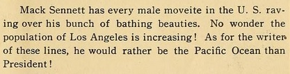 Bathing Beauties jokes film fun '18