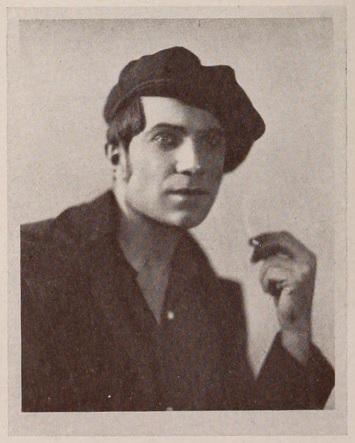 Bela Lugosi shadowland 1923 stage actor
