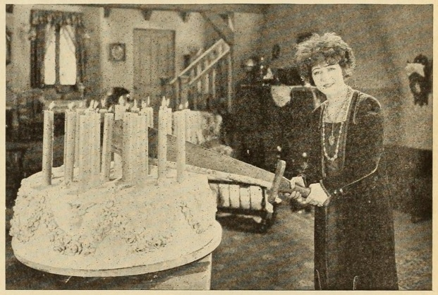 Nazimova cute birthday cake ex trade rev '25
