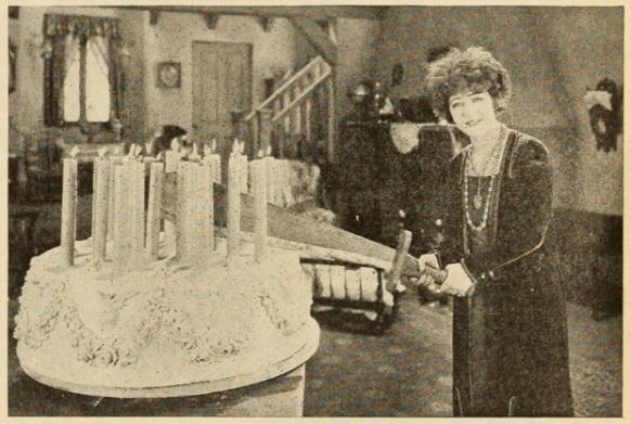 Nazimova cute birthday cake ex trade rev '25