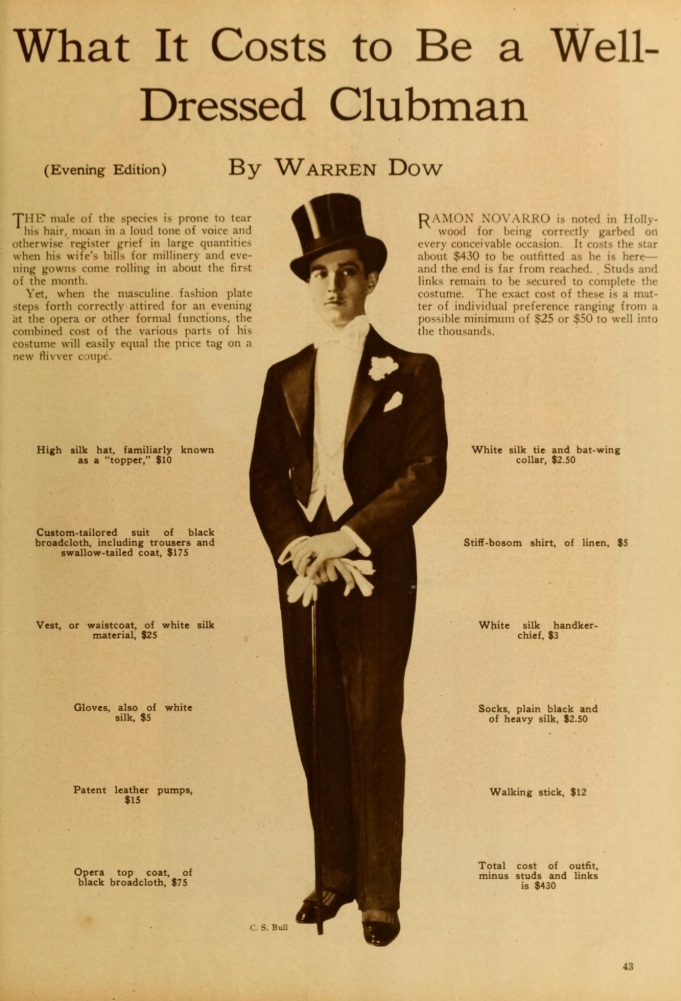 How to well dressed man mot pic classic '26
