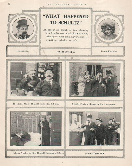 ad-JK-What Happened to Schultz the universal weekly