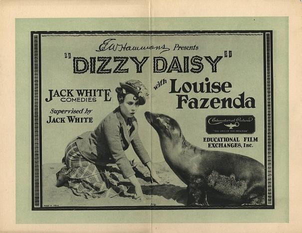 lobby-DizzyDaisy jack white comedies