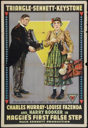 poster-KS-Maggie's First False Step