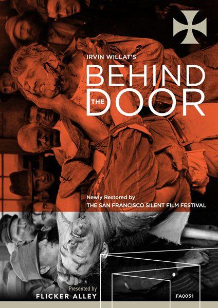 Behind Door giveaway cover image