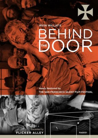 Behind Door giveaway cover image