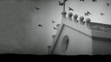 Passion of Joan of Arc birds