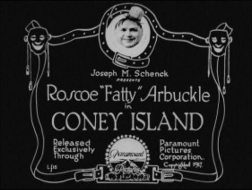 Title card coney island