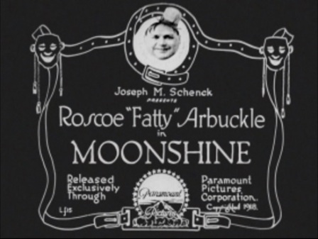 Title card moonshine
