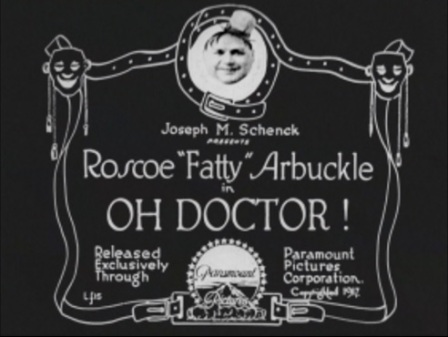 Title card oh doctor