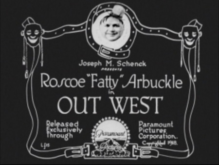 Title card out west