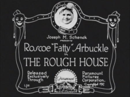 Title card rough house